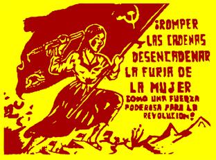 """""""El marxismo y la mujer - ¡Viva el movimiento femenino popular!"""" - texto de marzo de 2005 del Movimiento Popular Perú (contiene vídeo) Romper_las_cadenas"""